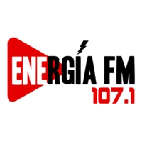 Logo of radio station Energia Chile 107.1