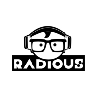 Logo of radio station Radious FM
