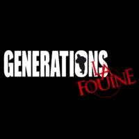 Logo of radio station Generations - La Fouine