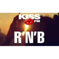 Logo of radio station KISS FM - R'N'B BEATS