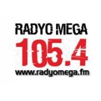 Logo of radio station Radyo Mega