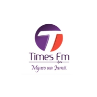Logo of radio station Times 100.5 FM