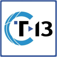 Logo of radio station TC13