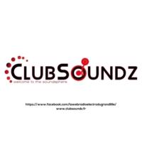 Logo of radio station Clubsoundz