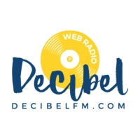 Logo of radio station DECIBEL