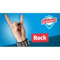 Logo de la radio antenne 1 Rock