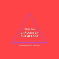 Logo of radio station Téo FM Châlons En Champagne