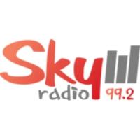 Logo of radio station Sky Radio 99.2