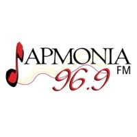 Logo de la radio Armonía fm 96,9 - Ράδιο Αρμονία 96.9