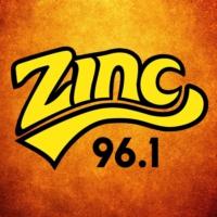 Logo de la radio Zinc 96.1