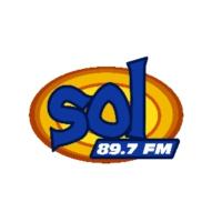 Logo of radio station Sol FM 89.7