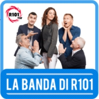 Logo of radio station R101 La Banda di 101