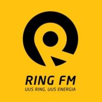 Logo of radio station Ring FM