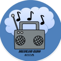 Logo of radio station DreamLand Radio