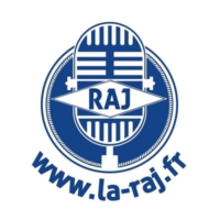 Logo of radio station La RAJ