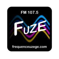 Logo de la radio Fréquence Uzège - Pont du Gard (Fuze)