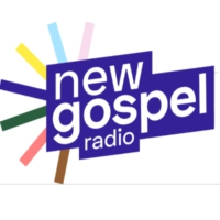 Logo of radio station New Gospel Radio 63