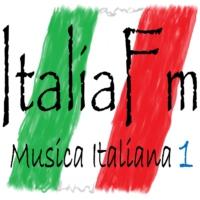 Logo of radio station ItaliaFm 1