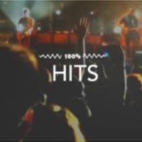 Logo of radio station 100FM - Hits