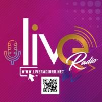 Logo de la radio Live Radio Rd