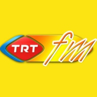 Logo of radio station TRT FM