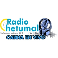 Logo of radio station SQCS Chetumal 860 AM