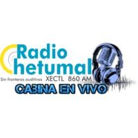 Logo de la radio SQCS Chetumal 860 AM