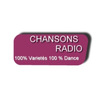 Logo of radio station ChansonsRadio