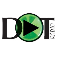 Logo of radio station DOT Radio