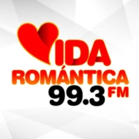 Logo of radio station XHETU Vida Romantica 99.3 FM