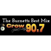 Logo de la radio Crow FM