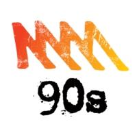 Logo de la radio Triple M 90s
