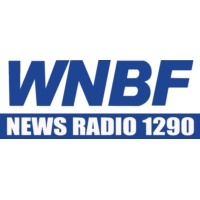 Logo of radio station WNBF News Radio 1290