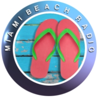 Logo of radio station Miami Beach Radio