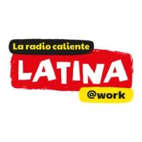 Logo of radio station Latina @Work