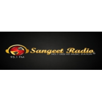 Logo of radio station KBRZ Sangeet Radio 95.1 FM