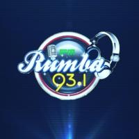 Logo of radio station Rumba FM Zaragoza