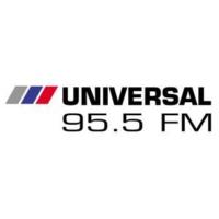 Logo de la radio FM Universal 95.5