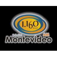 Logo of radio station Rádio Montevideo