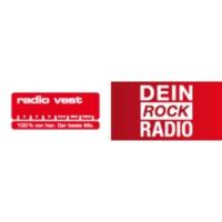 Logo of radio station Radio Vest – Dein Top40 Radio