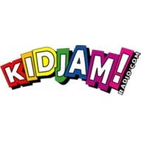 Logo of radio station KIDJAM! Radio