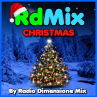 Logo of radio station RDMIX CHRISTMAS