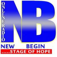 Logo of radio station New Begin Radio GH