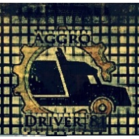 Logo of radio station Aggro Driver '81