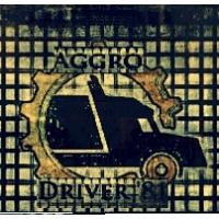 Logo de la radio Aggro Driver '81