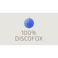 Logo of radio station 100% Discofox - Schlagerplanet Radio