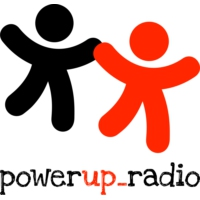 Logo of radio station powerup-radio