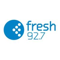 Logo de la radio Fresh 92.7