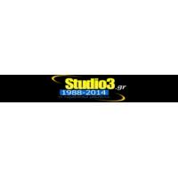 Logo de la radio Studio3 - Ράδιο Φάρος 92.7