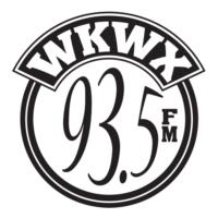 Logo of radio station WKWX 93fiveFM